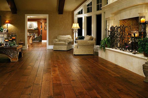 Traditional Hardwood Flooring